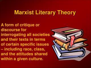 Marxist Literary Theory