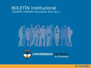 BOLET N Institucional