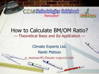 How to Calculate BM