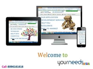 Top Custom Website Designing in Hyderabad,Local SEO Services
