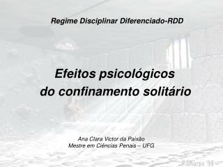 RDD - ORIGEM