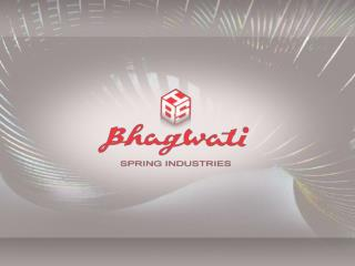 bhagwati spring industries :spring manufacturers in india