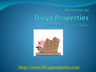 Residential Apartments Sale  Bangalore