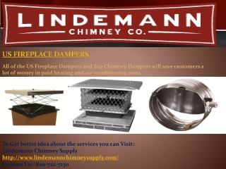 US Fireplace Dampers