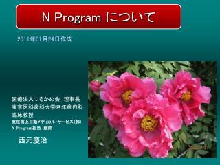 N Program