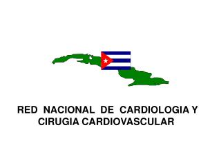 RED  NACIONAL  DE  CARDIOLOGIA Y CIRUGIA CARDIOVASCULAR
