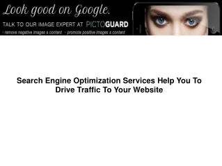 Drive Traffic To Your Website by Search Engine Optimization