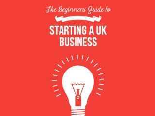 Beginners' Guide to Starting a UK Business