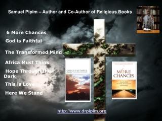 Samuel Pipim - Religious Author