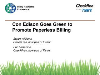 Con Edison Goes Green to Promote Paperless Billing
