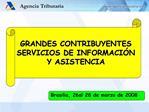 GASPAR CABALLO MINGO DCGC   BRASILIA 26-28