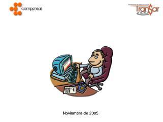 Noviembre de 2005