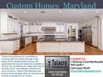 Custom Homes Maryland