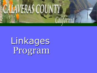 Linkages  Program