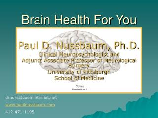 Brain Health For You