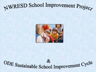 ODE Sustainable School Improvement Cycle