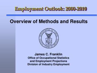 Employment Outlook: 2000-2010