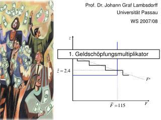 Prof. Dr. Johann Graf Lambsdorff Universit t Passau WS 2007