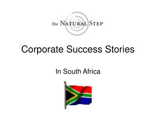 Corporate Success Stories