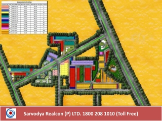 Lotus Green City Plots in Panipat @9896033789
