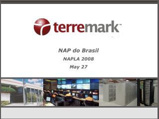 NAP do Brasil NAPLA 2008 May 27