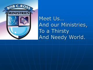 www.bobcrossministries.net