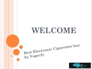 Healthier Option for Smokers to Buy Electronic Cigarettes