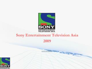 Sony Entertainment Television Asia 2009