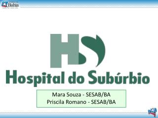 Mara Souza - SESAB