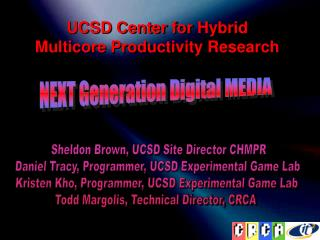 NEXT Generation Digital MEDIA