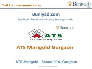 ATS Marigold Gurgaon  | Buniyad.com