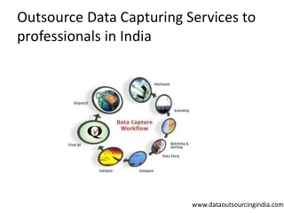 Data Capturing Services