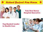 Richard Burford New Haven