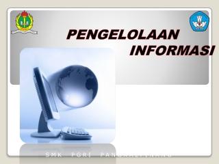 Pengelolaan informasi