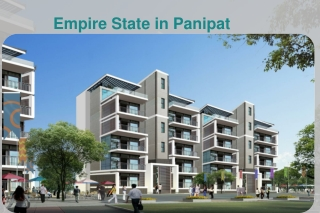 Call 1800 208 1010 (Toll Free) for Empire state in Panipat