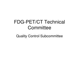 FDG-PET