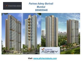 Parinee Adney Borivali Mumbai @ 9004695446