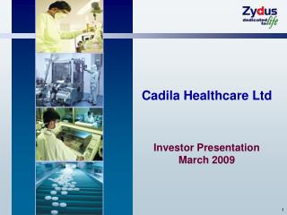 Cadila Healthcare Ltd