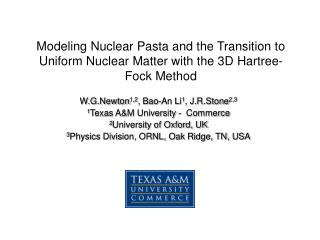 Modeling Nuclear Pasta and the Transition to Uniform Nuclear Matter with the 3D Hartree-Fock Method