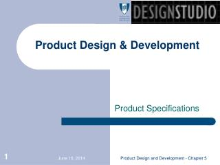 Product Design  Development
