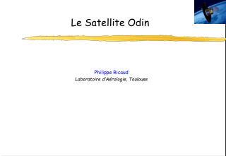 Le Satellite Odin