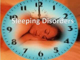 How Sleeping Disorders impact on Health?