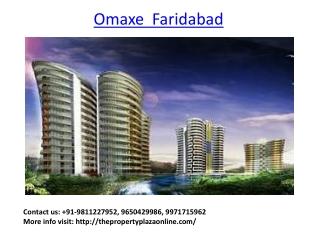 Omaxe Faridabad
