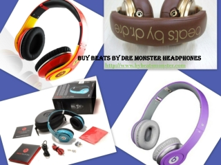 Monster dr dre beats Headphones