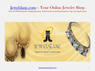 Your Online Jewelry Shop