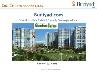 4 BHK Jaypee Garden Isles Apartment 99990 11115 Buniyad