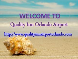 quality inn hotel orlandoairport