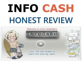 Info Cash Full Review - Inside !