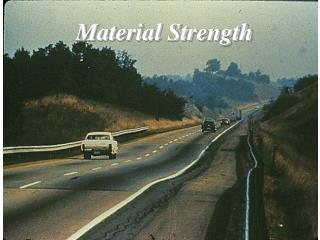Material Strength