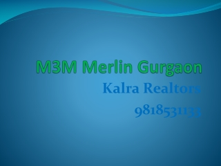 m3m merlin gurgaon, m3m merlin golf course extension, 981853